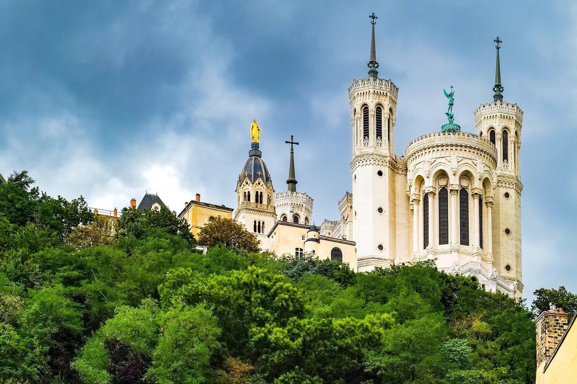 basilica Pixabay