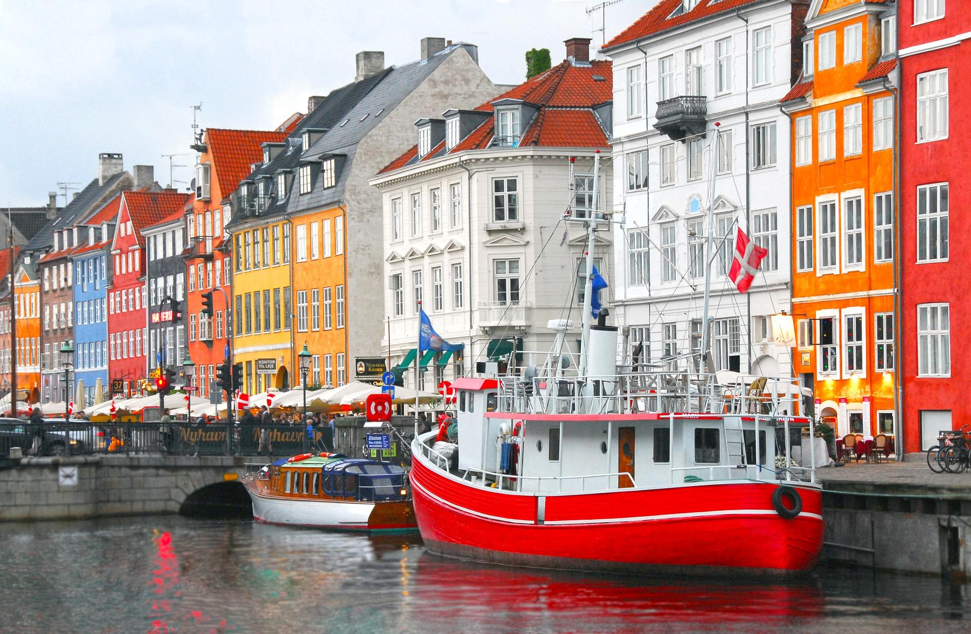 Copenhagen Pixabay