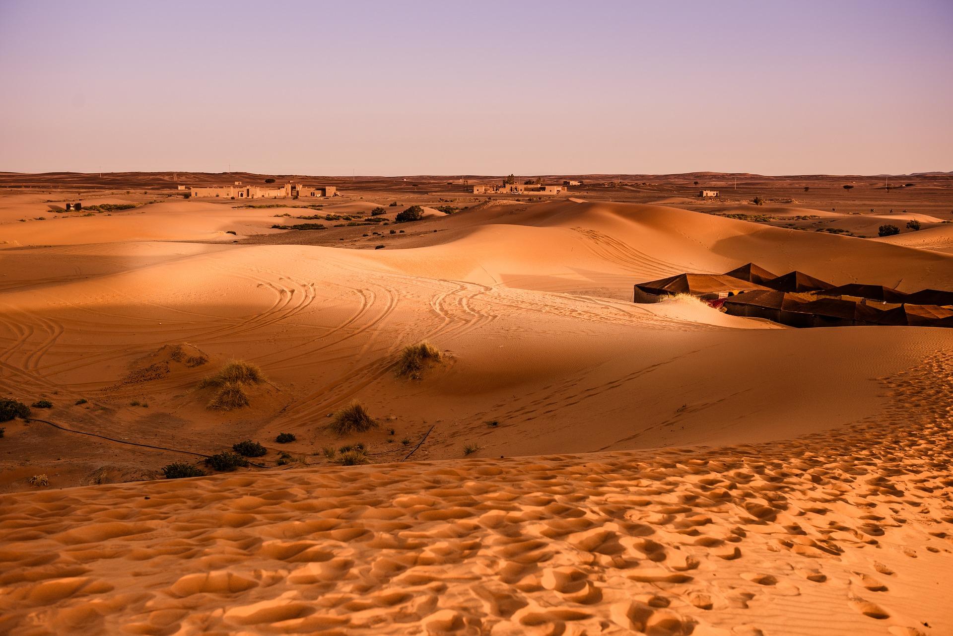 desert Pixabay