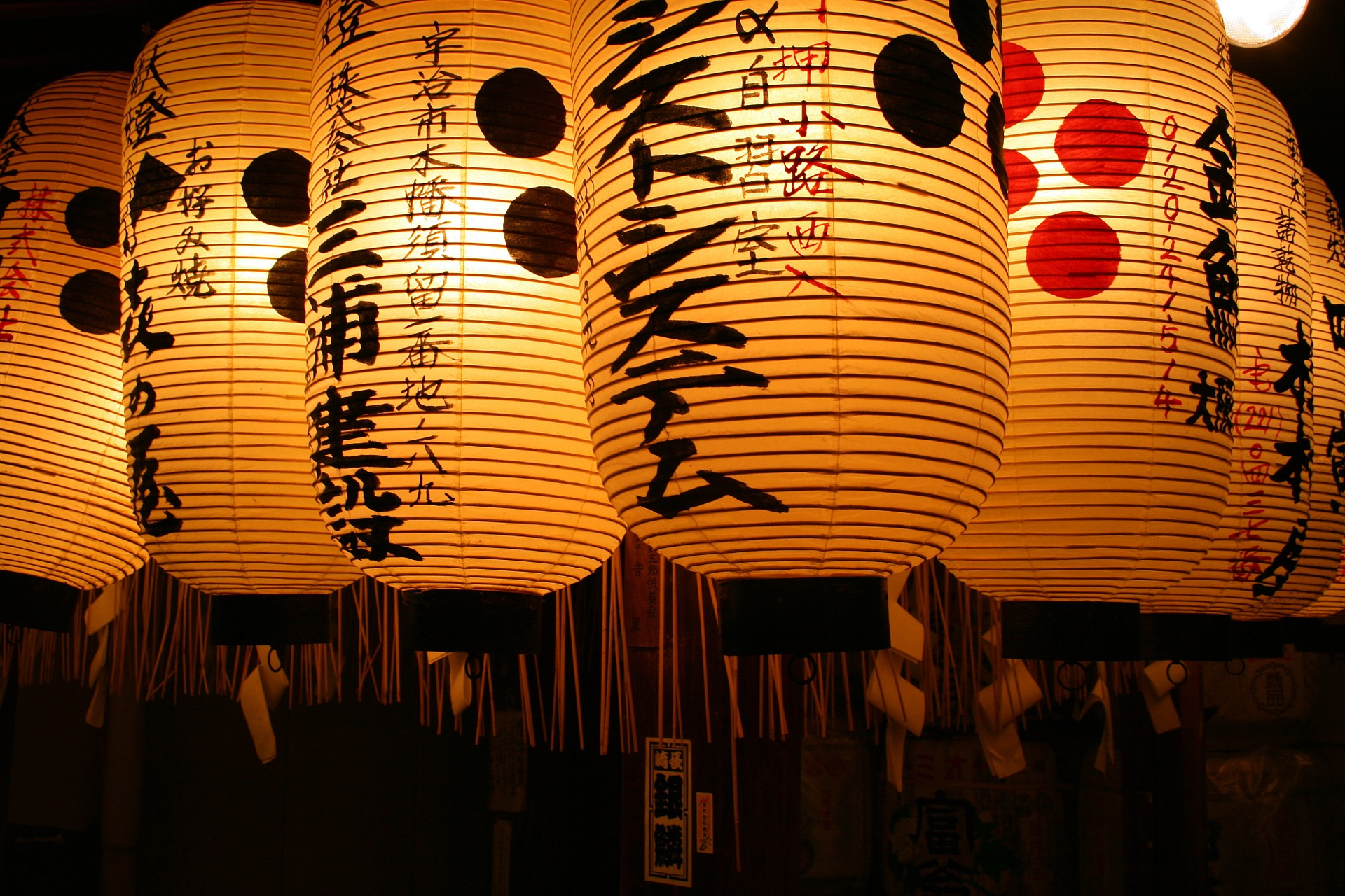 Lanterns Pixabay