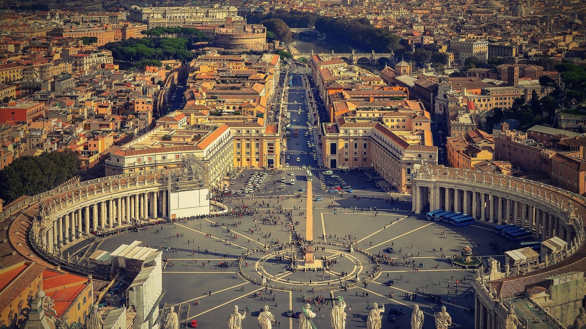 Rome Pixabay