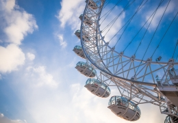 London eye Pixabay