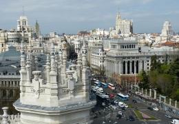 Madrid Pixabay