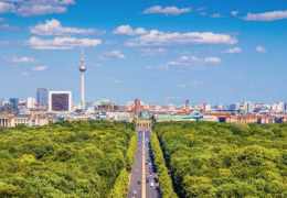 View of Berlin from the Siegessäule