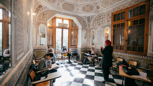 Arabic Language Institute in Fez, Morocco