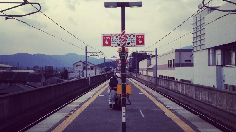 Train repair